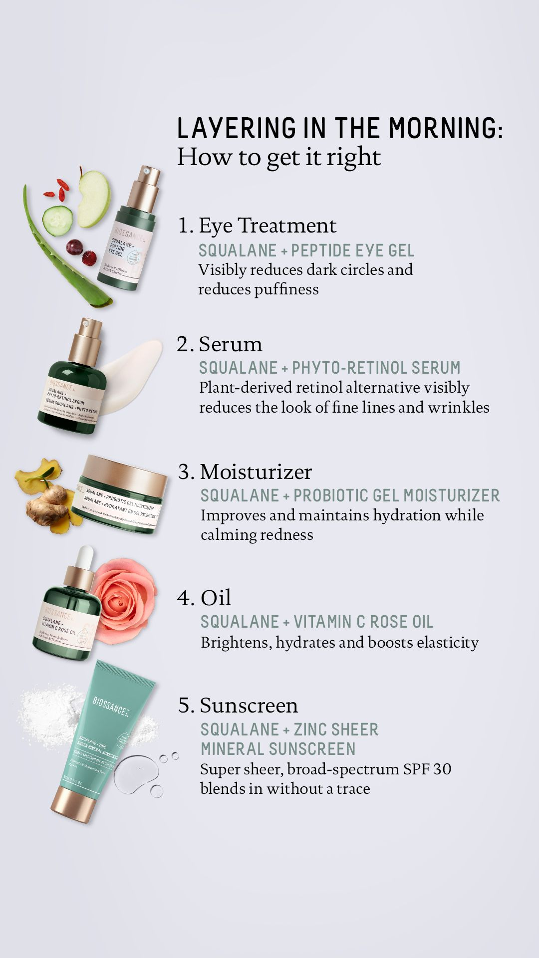 Morning Skincare Routine Layer Like A Pro Morning Skin Care Routine Morning Skincare Beauty Skin Care Routine