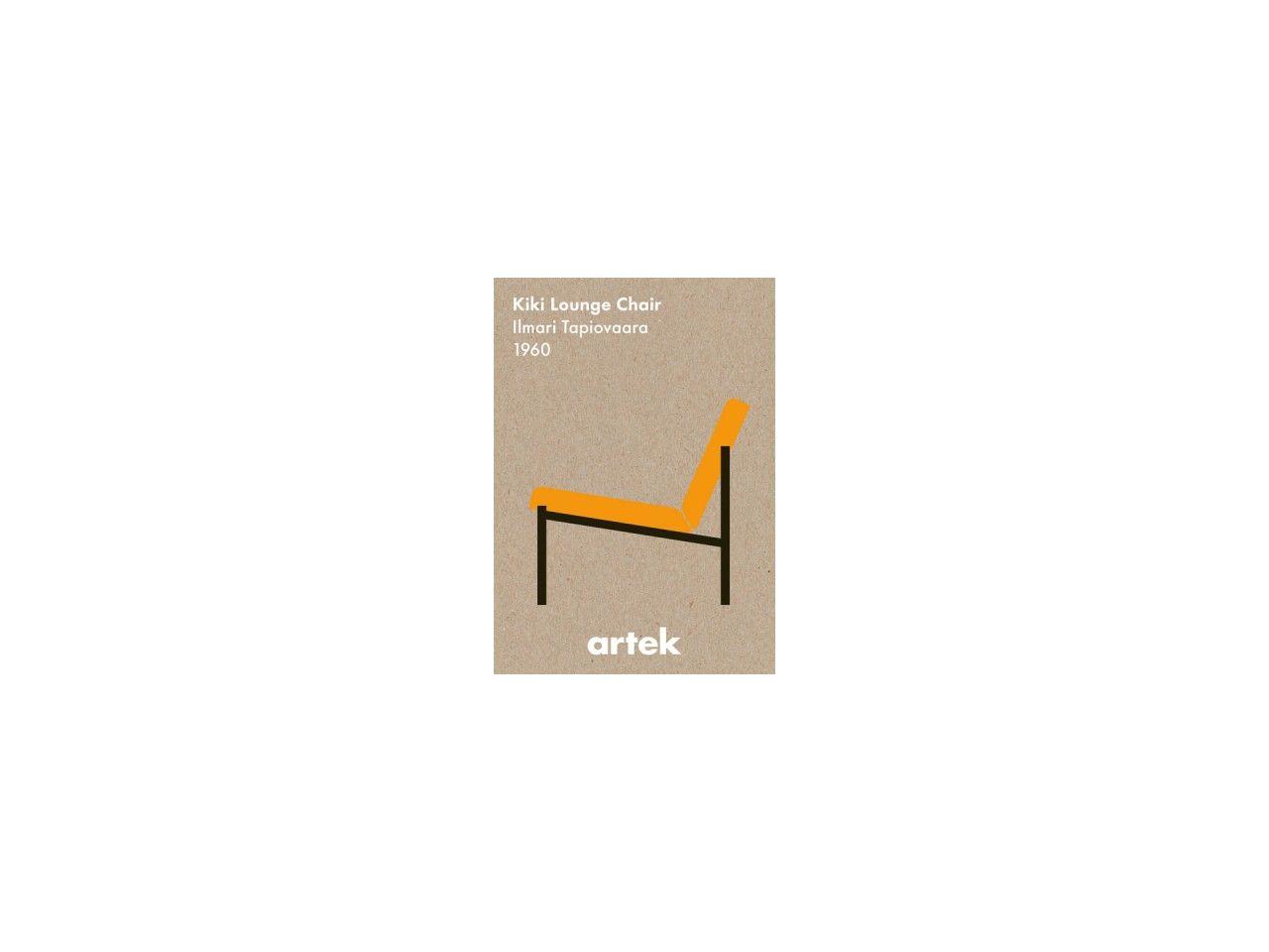 Artek - Tuotteet - abc Collection - Poster - IKONI KIKI