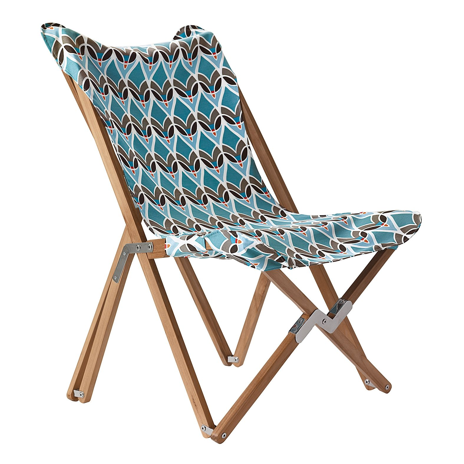 Montauk Butterfly Chair I Love The Colors And Pattern On