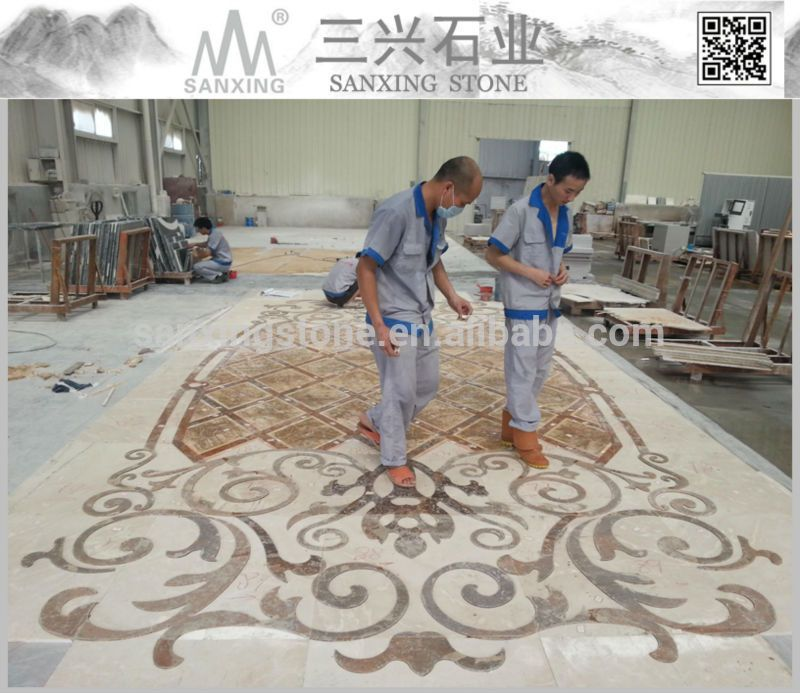 Beautiful Marble Floors beautiful-marble-floors-design-water-jet (800×693) | flooring