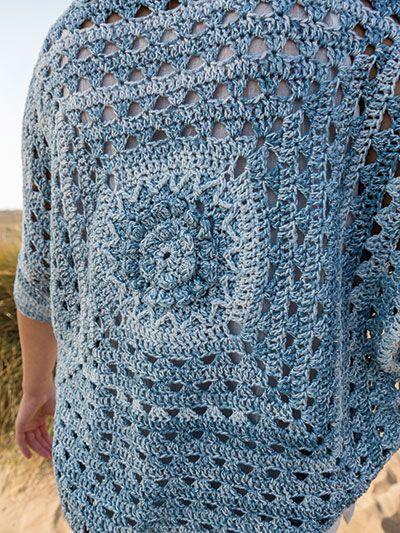 SIGNATURE DESIGNS: Bloom Cocoon Crochet Pattern   Crochet ...