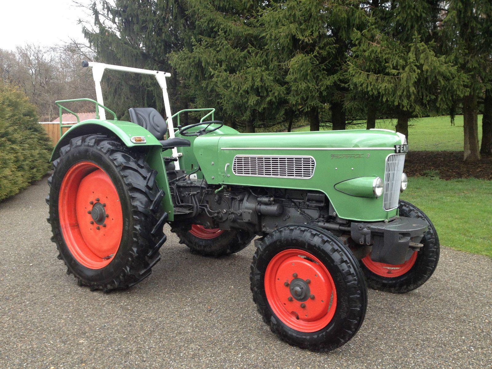 Fendt Favorit3 55ps Bj1967 Ca 30kmh Topzustand Absolutes Schmuckstuck Tuv Neu Ebay Fendt Fendt Traktor Alte Traktoren