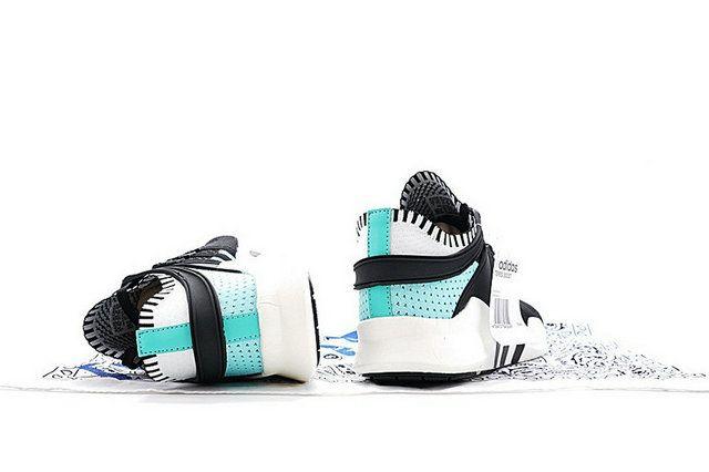 800fd258438b ... Quality Adidas EQT Support ADV Black Green Blk Ba8338 2018 How To Buy  Shoe
