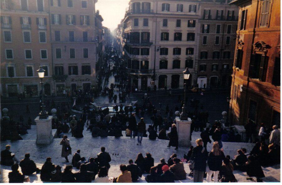 Piazza di Espanha