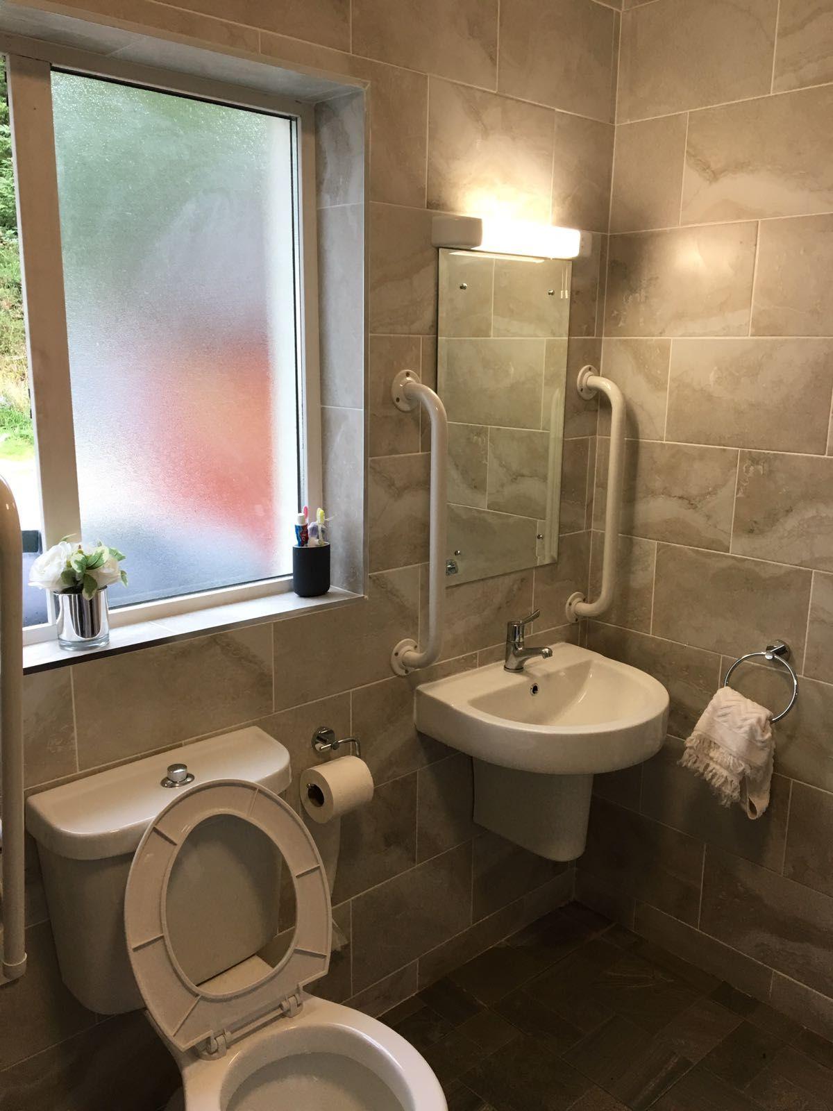 Pin by Bathrooms4U on b4u Mobility | Bathroom renovations ...