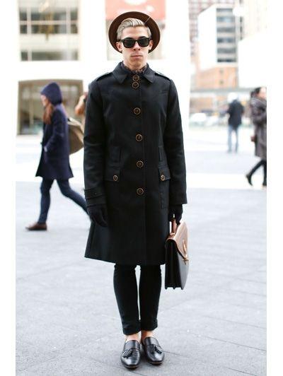 Streetstyle: New York Fashion Week - Streetstyle: New York Fashion Week