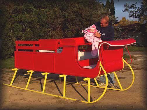 Image result for santa sleigh for sale craigslist | Parade | Santa
