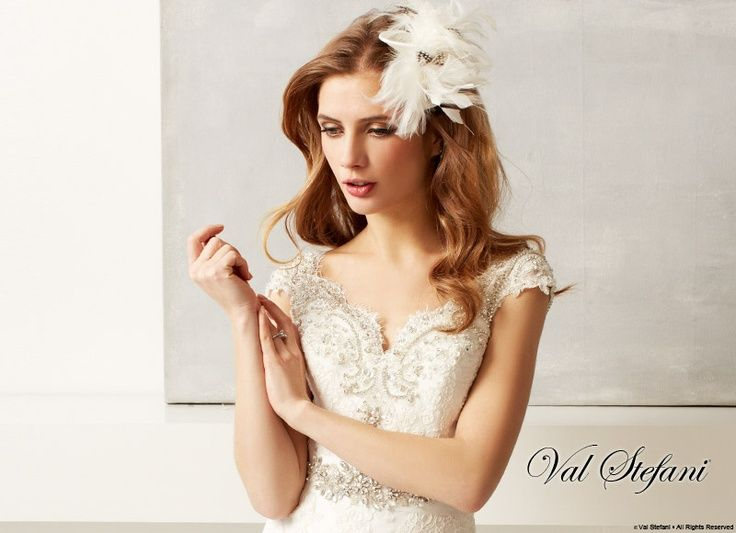 Wedding Dress Designer Feature: Val Stefani | Dress for the Wedding