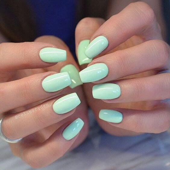 Spring and summer nail art inspiration for this season