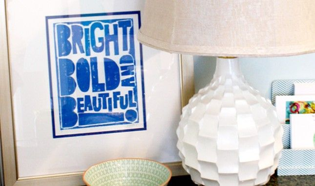 Turn A Vase Into A Lovely Lamp Craft