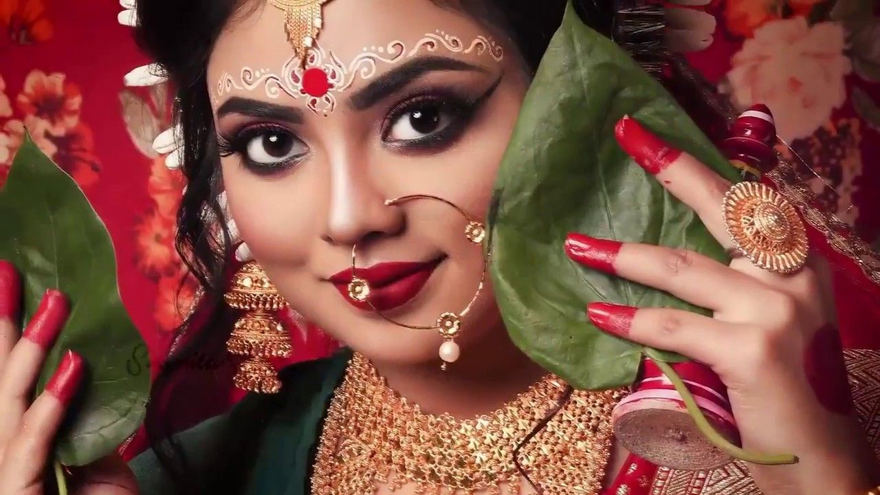 What can be so beautiful than this.. Stunning Bengali