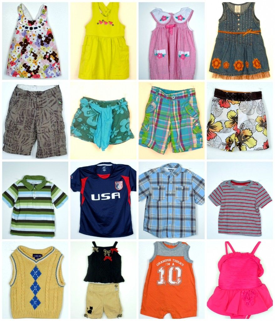 Being Thrifty: Get a {New to You} Spring and Summer ...