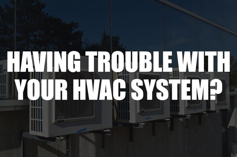 Having Trouble With Your Hvac System Contact Maryland S Premier