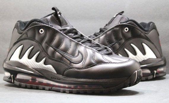 Nike Total Griffey Max  99 – Black – Zen Grey – Varsity Red  8c6b4011bb