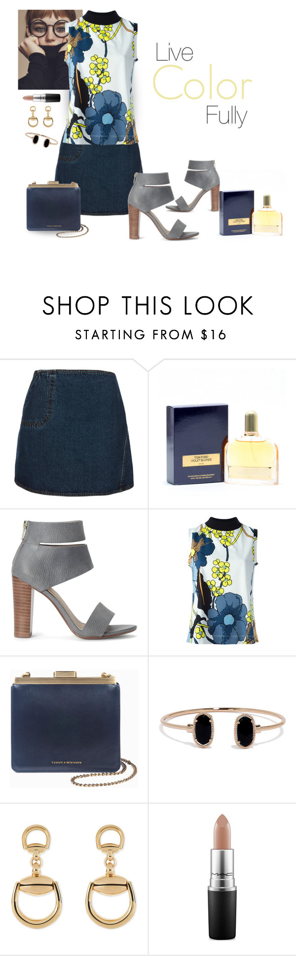 """Live it"" by lizard-on-a-rock ❤ liked on Polyvore featuring Courrèges, Tom Ford, Splendid, Marni, Gucci and MAC Cosmetics"