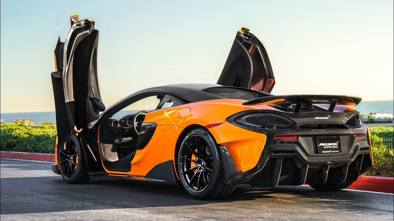 They Gave Me A Mclaren 600lt Best Supercar For 300k Youtube Super Cars Mclaren Cars Mclaren