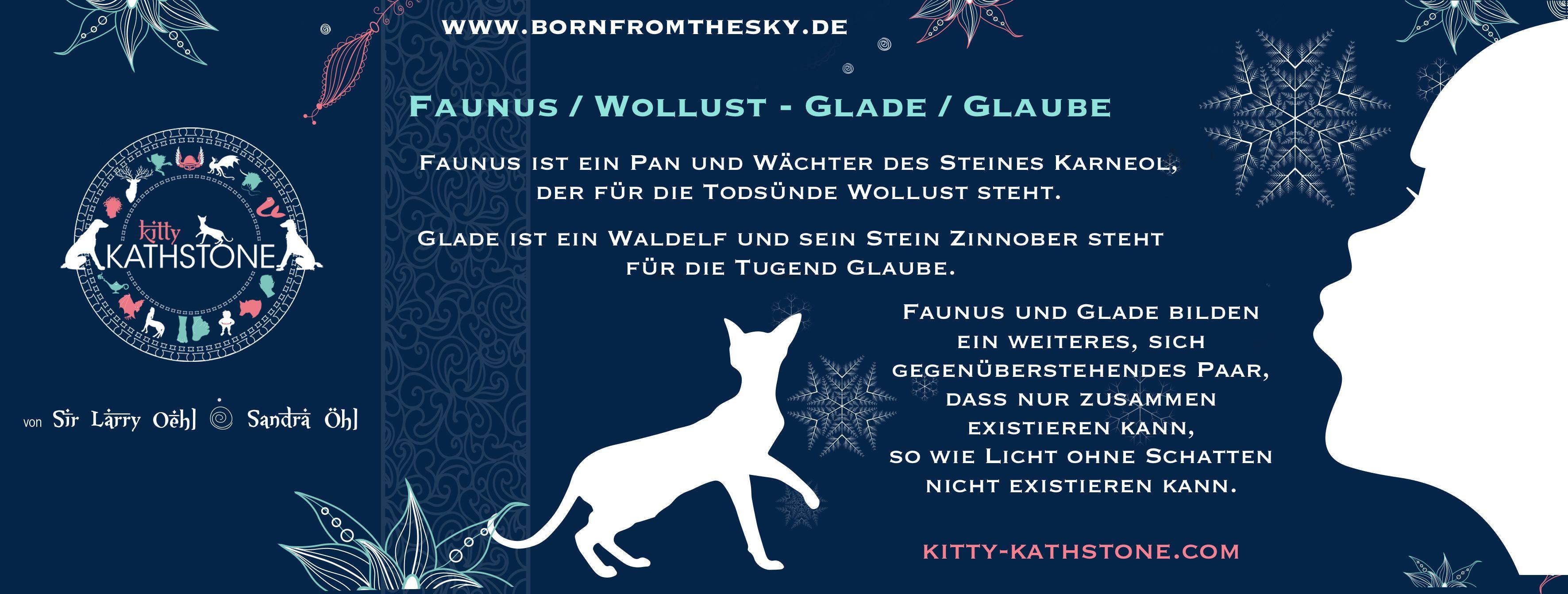 Faunus/ Wollust - Galde/ Glaube