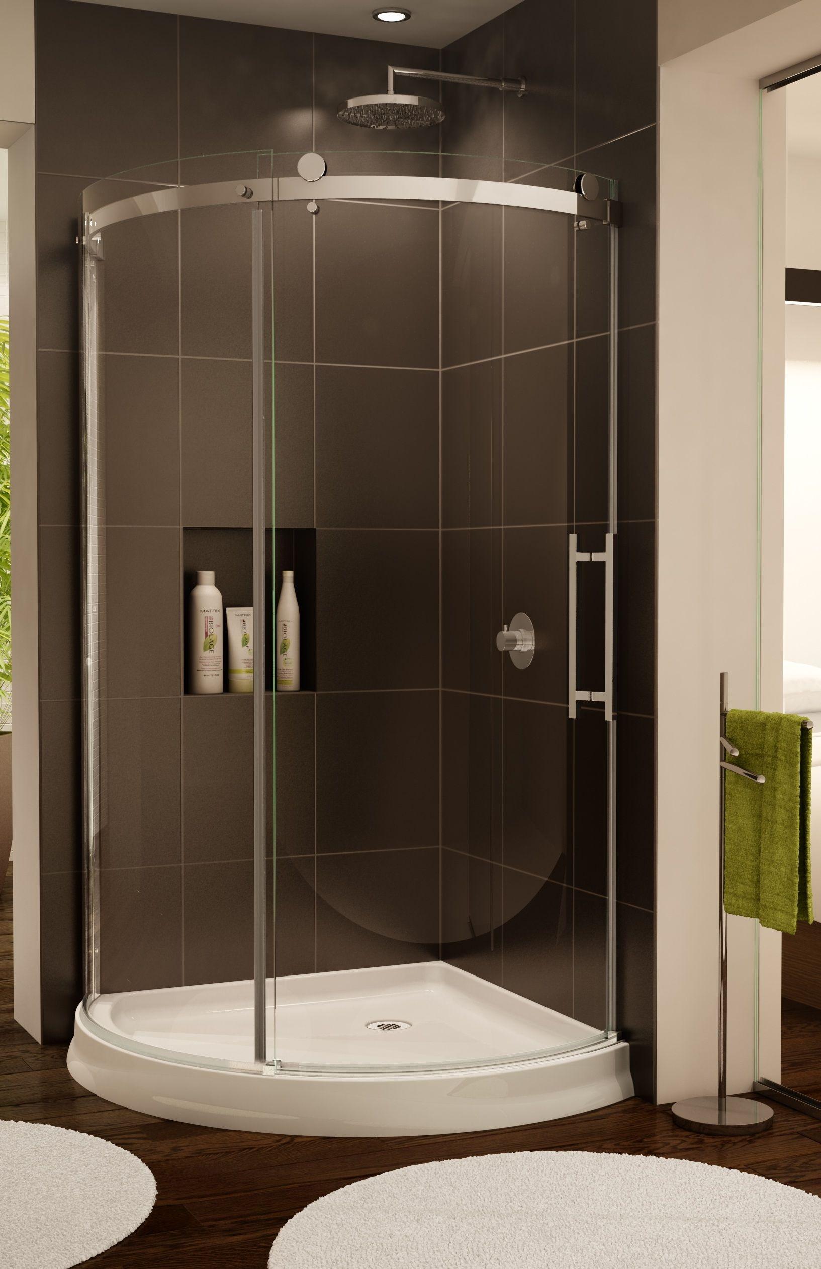 Shower Enclosures | Sliding Shower Doors | DIY - REMODEL MOBILE HOME ...