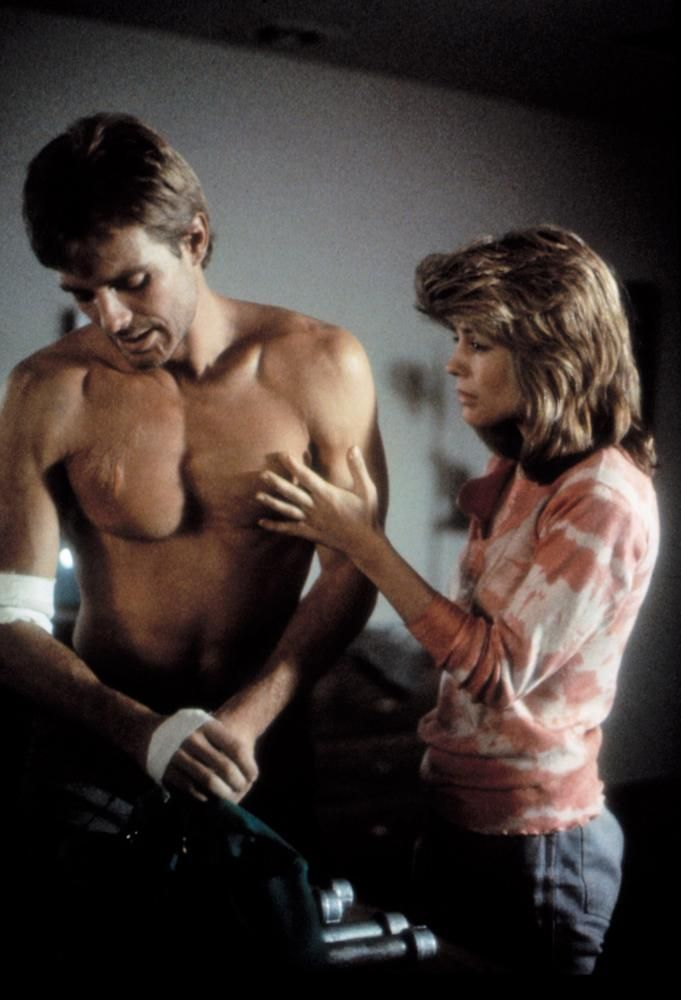 The Terminator (1984) - Michael Biehn, and Linda Hamilton