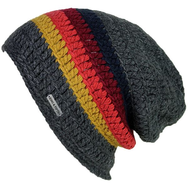 Mens Slouchy Beanies with super soft yarns and the perfect slouchy ...