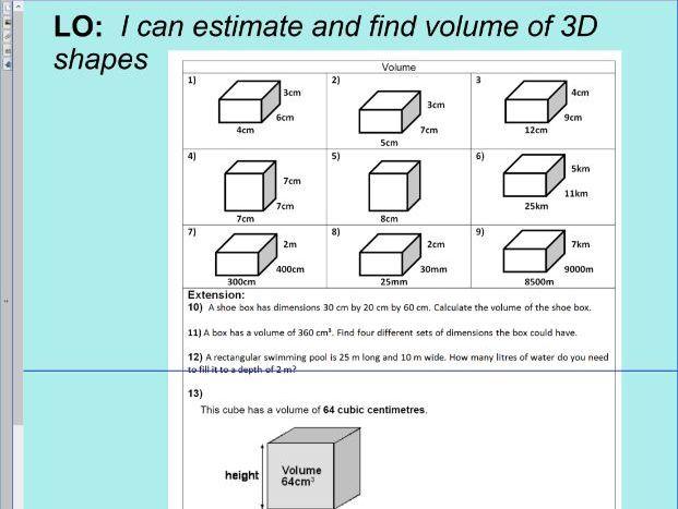 year 6 maths questions pdf