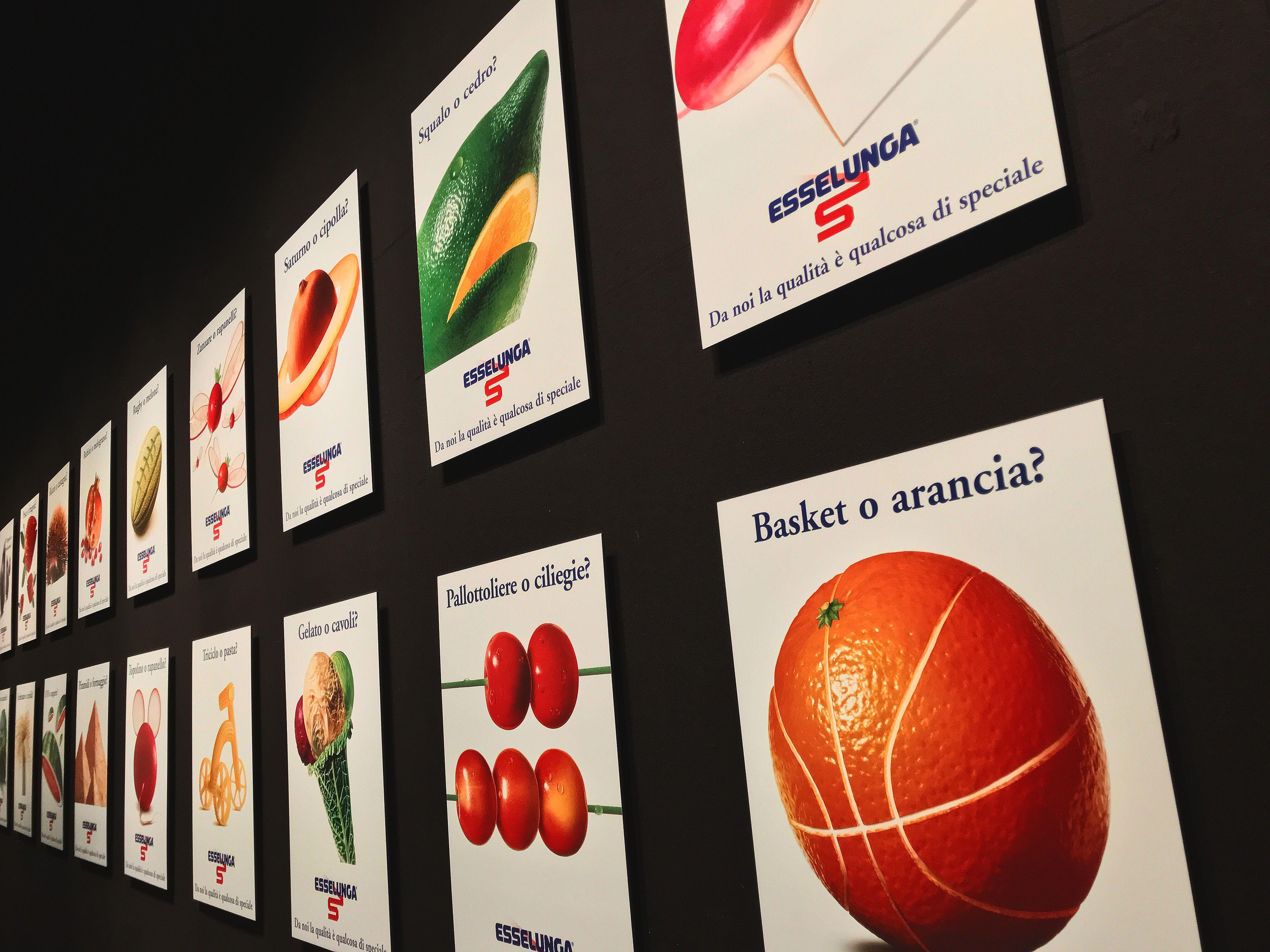 esselunga 🍋 #exhibition @esselunga #60 #year #location