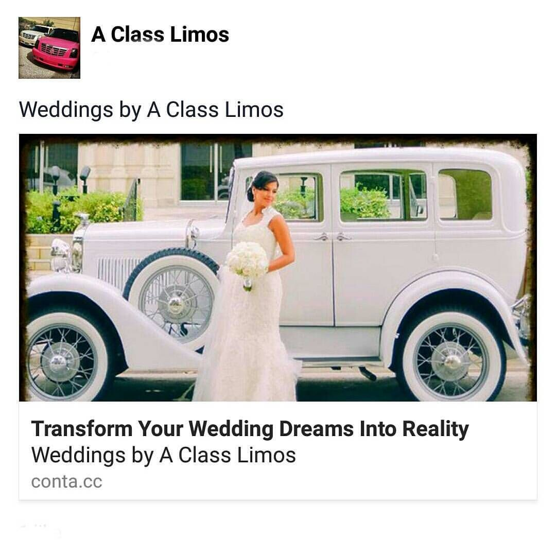 Follow us on Facebook. #facebook #weddings #weddingday #wedding #limousines #rollsroyce #vintage #privatechauffeur 954.271.2900 (at A Class Limos)