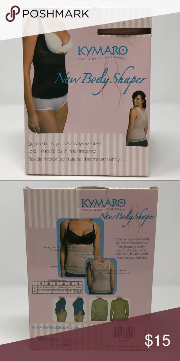 1e90d06272 Kymaro New Body Shaper Kymaro New Body Shaper XLarge Nude