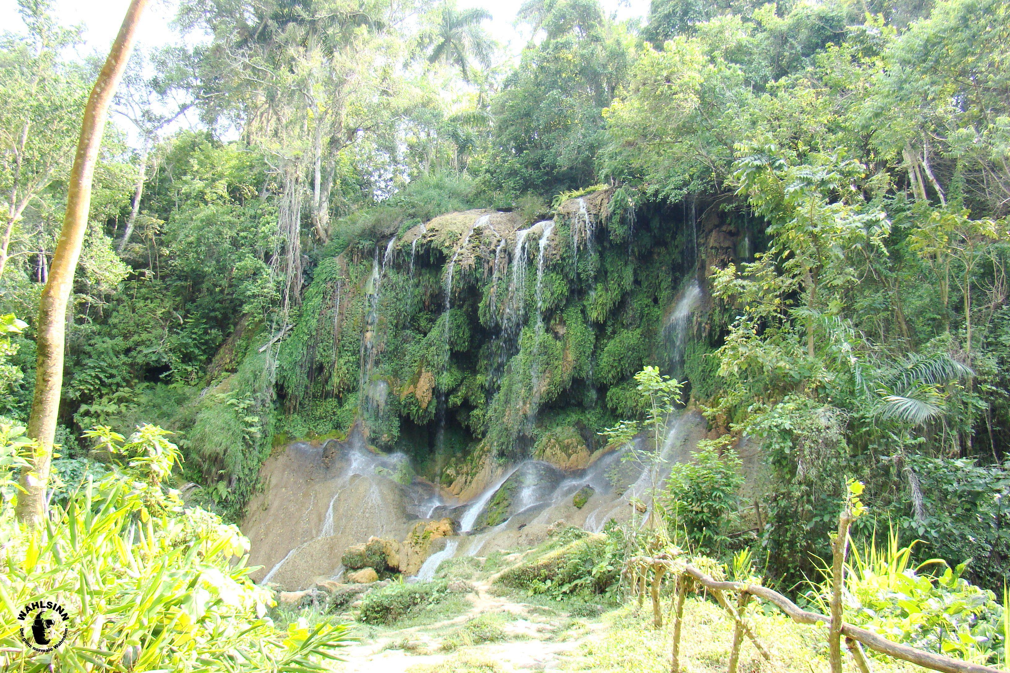 El Nicho Wasserfall - Kuba