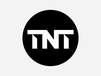 Turner Broadcasting Tnt Logo Concepts Logo Concept Lettermark Logos Logo Design Collection