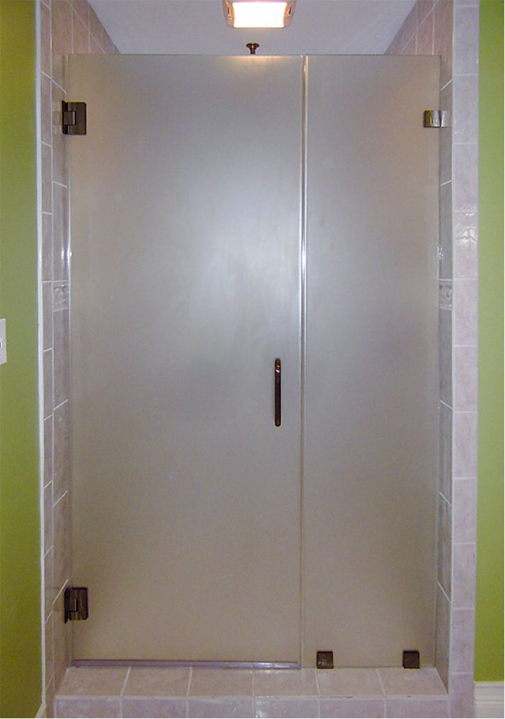 Frosted Shower Door Frosted Shower Doors Shower Doors