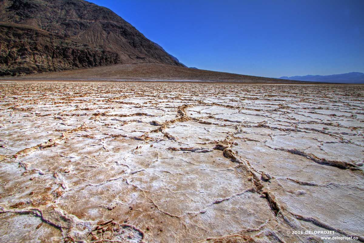 Badwater Basin Wonder Of Nature In Death Valley   DELOPROJET
