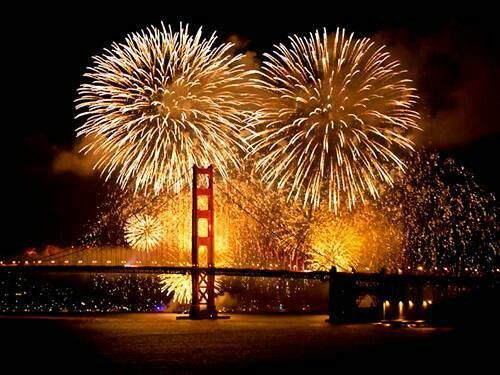 Big Single Ignition Fireworks Clipart