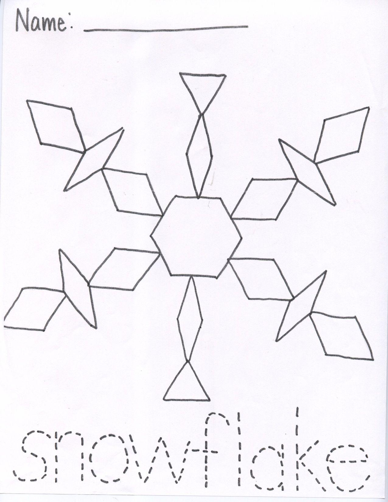 Worksheets Pattern Block Worksheets pattern block shapes kindergarten blocks and math shapes