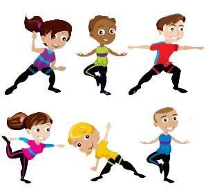 kids yoga clip art kids yoga pinterest adhd rh pinterest com