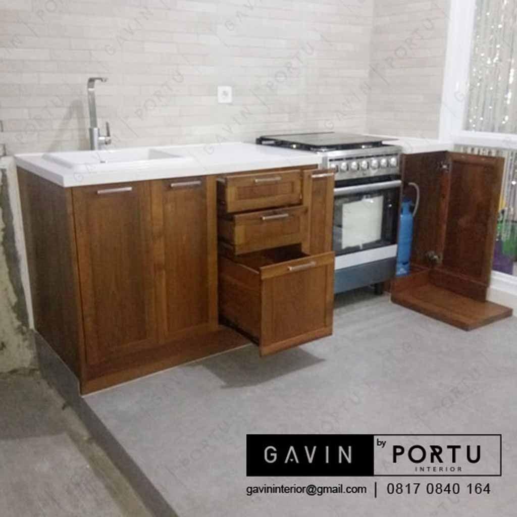 Bahan Untuk Buat Kabinet Dapur Desainrumahid Com