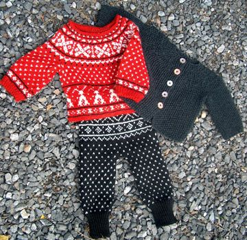 Kids Patterns and Kits at Countrywool