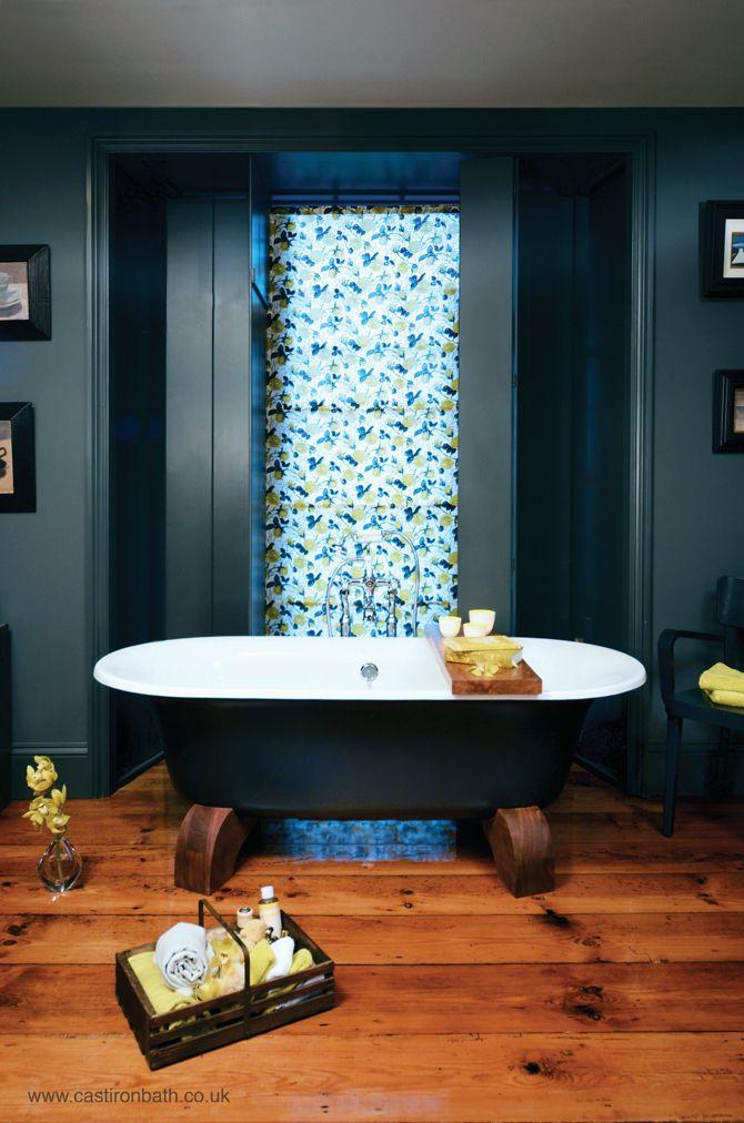 The Cast Iron Bath Company | Iron bath color | Pinterest | Bath ...