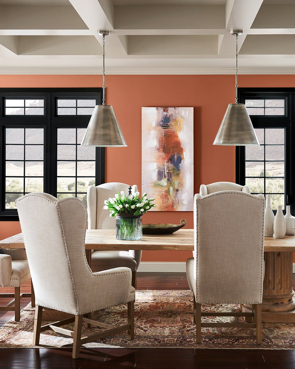 Sherwin Williams Picked a Rich, Calming, Nostalgic Hue as