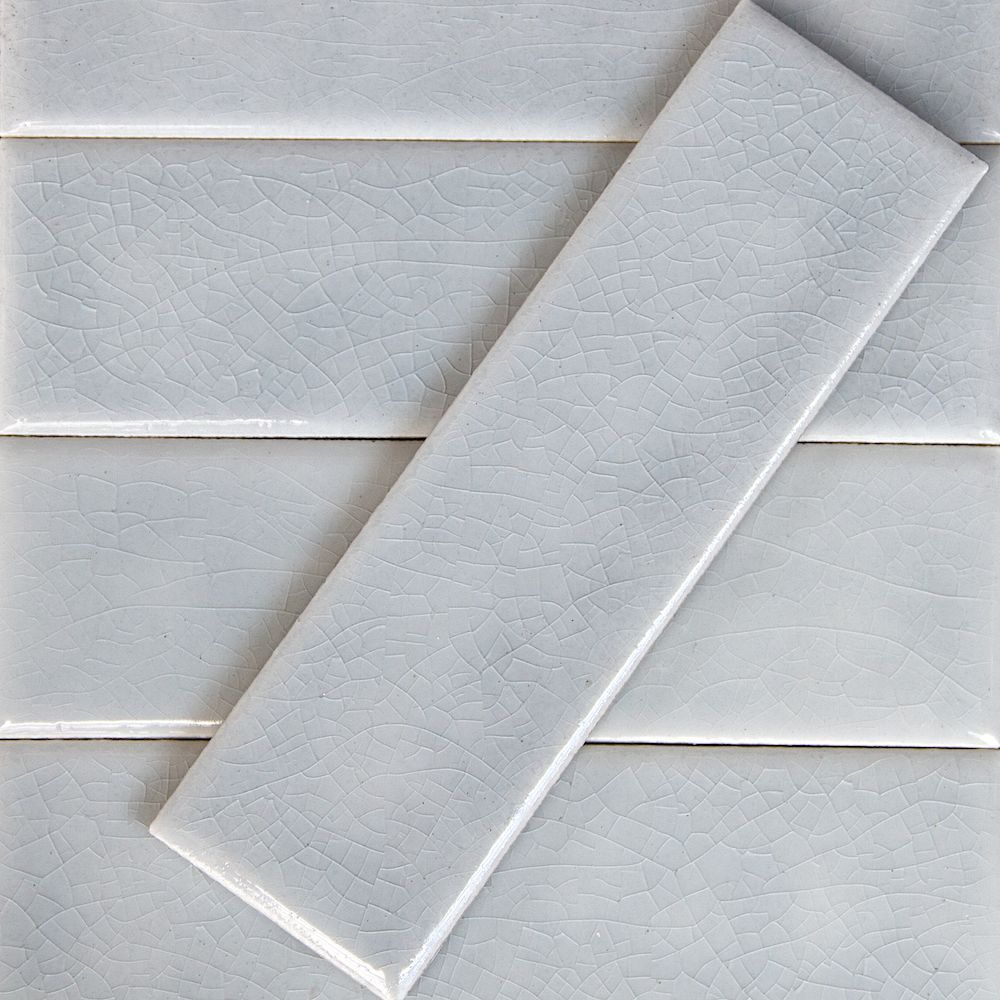 2x8 Light Grey Crackle Subway Porcelain Tile Tiledaily Farmhouse