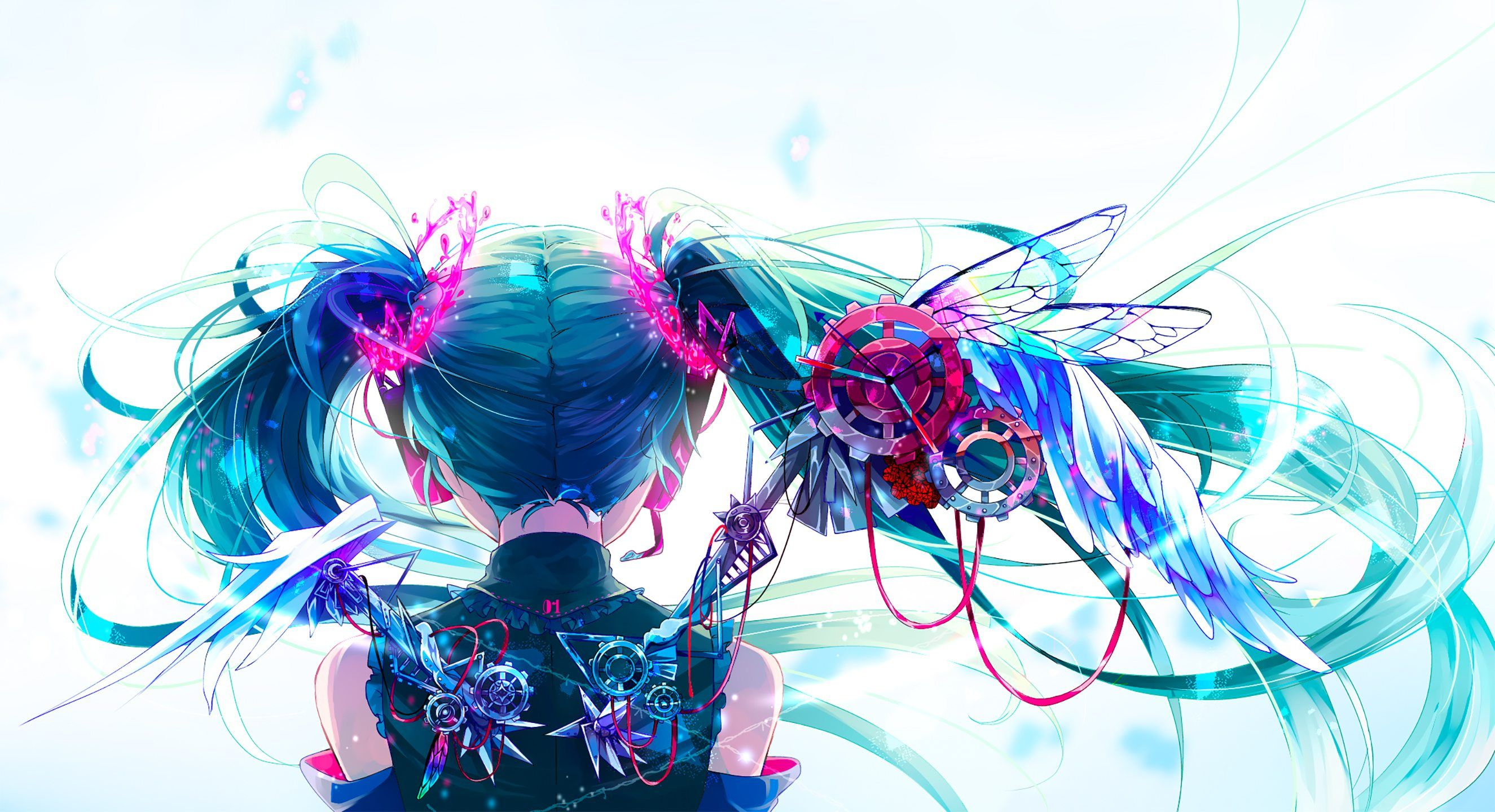 Hatsune pretty wings and stuff extended hd wallpaper from hatsune pretty wings and stuff extended hd wallpaper from gallsource voltagebd Gallery