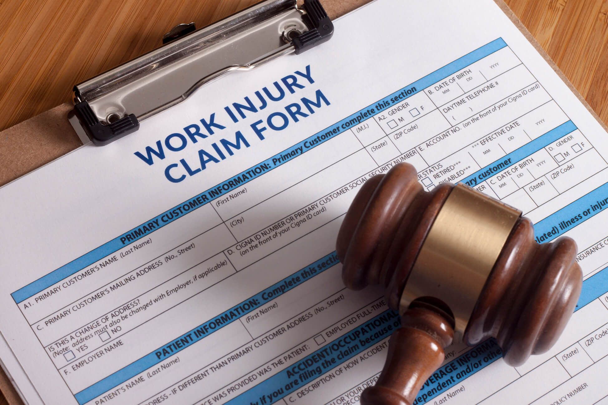 If You Have Been Injured At Work Our Skilled Worker Compensation