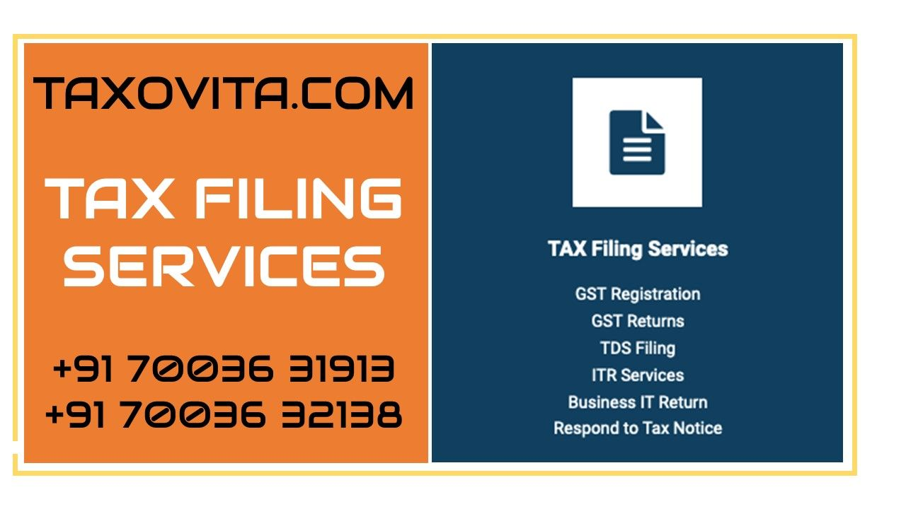 Business Income Tax Return Filing Services Filing Taxes