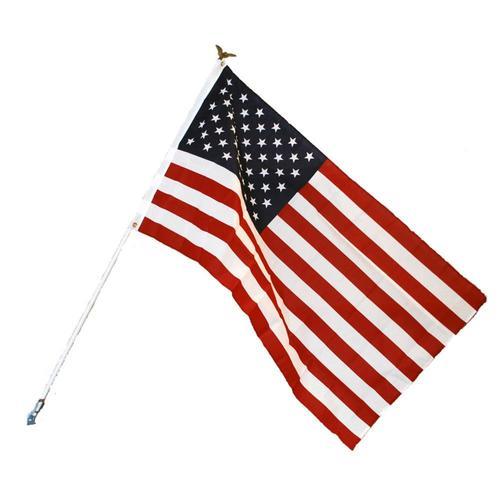 Independence Flag 5 Ft W X 3 Ft H American Flag Lowes Com American Flag Metal Flag Flag