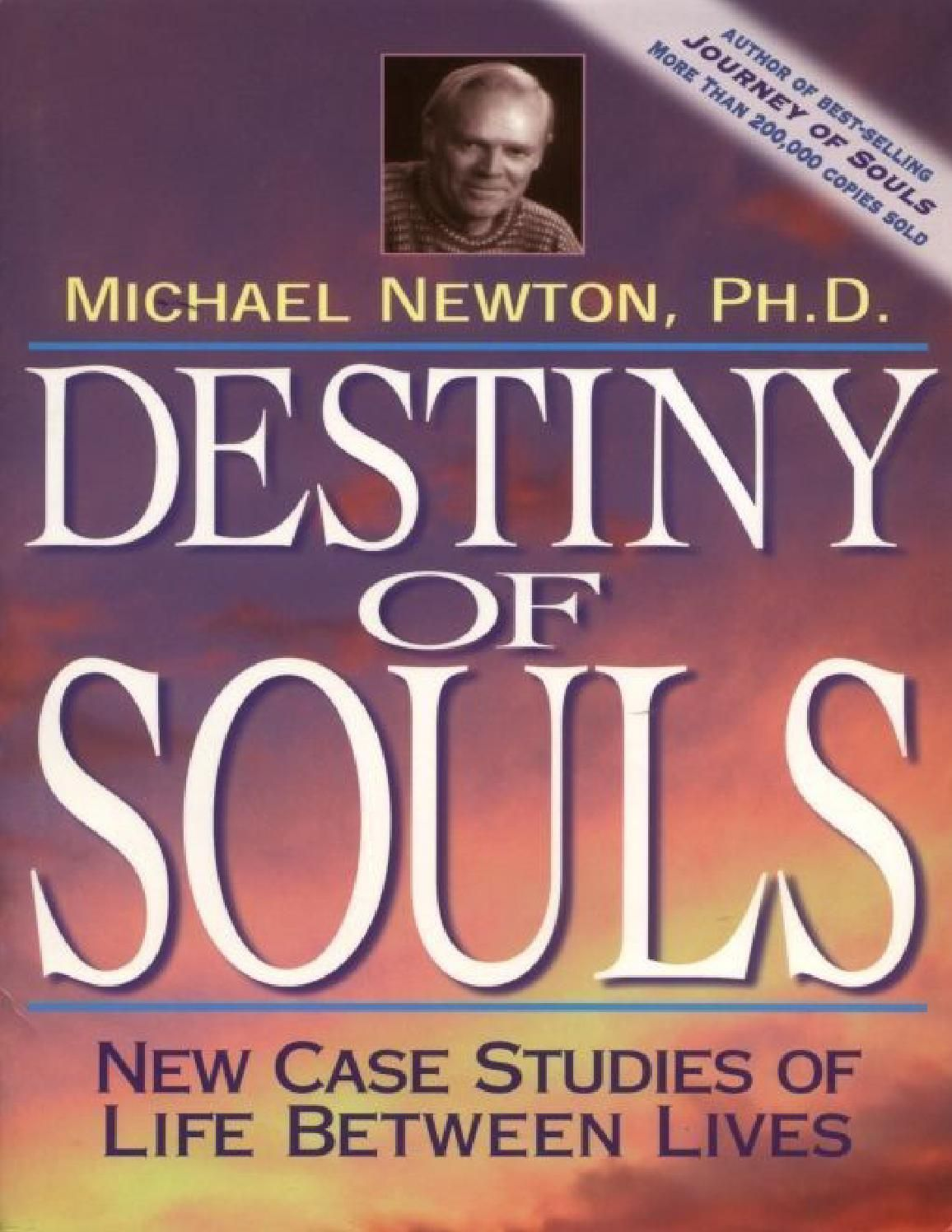Michael newton destiny of souls pdf from epub