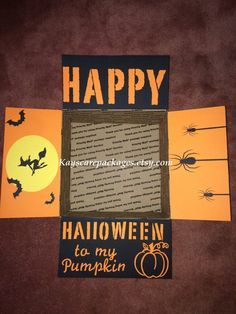 23 best Halloween Care Package images ... #spookybasketideasforboyfriend