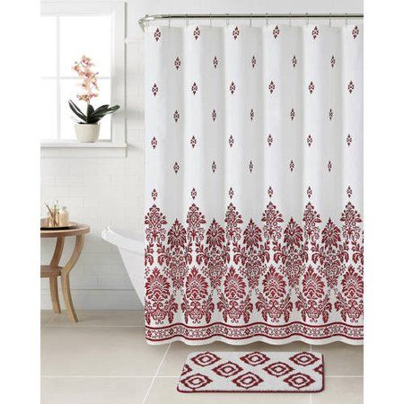 Discontinued Vcny Home Constantine 14 Piece Damask Shower