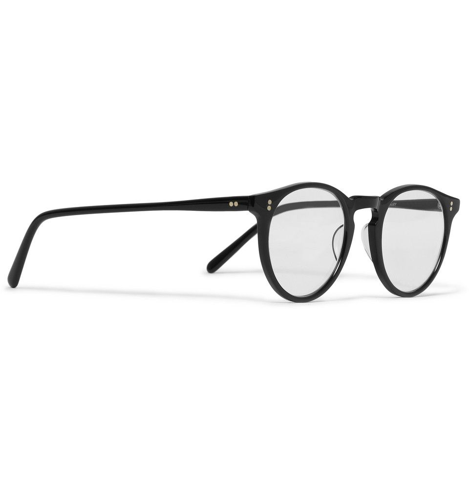 Oliver Peoples Gregory Peck Tortoiseshell Round-Frame Optical Glasses    Bits   Pieces in 2019   Glasses, Eyewear, Sunglasses a738beeffb73