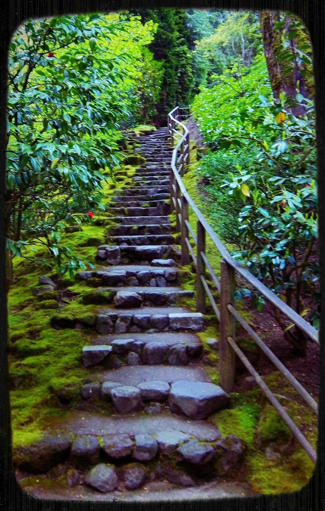 Portland Japanese Garden. if i find myself in portland, i