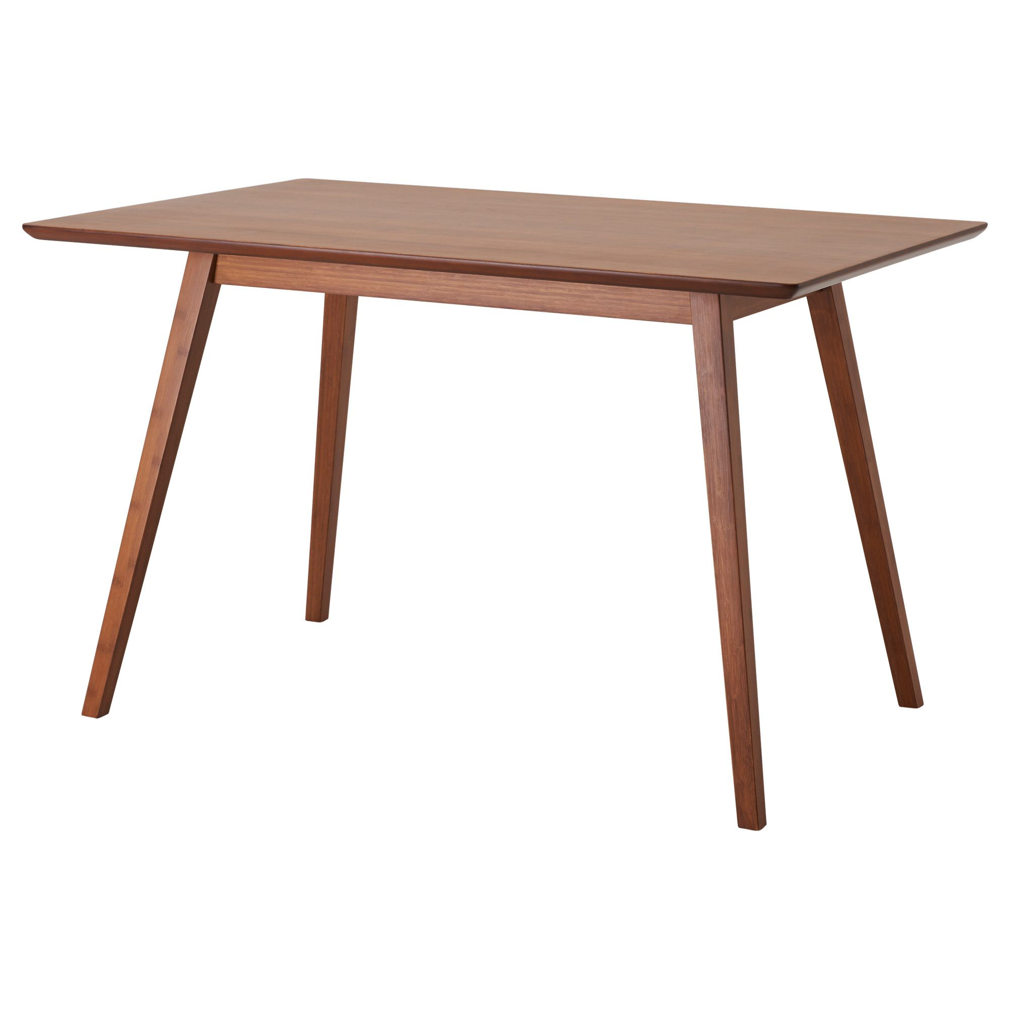 FANOM Dining Table Bamboo Xx Cm Bamboo Art Tables And House - Ikea dining room table